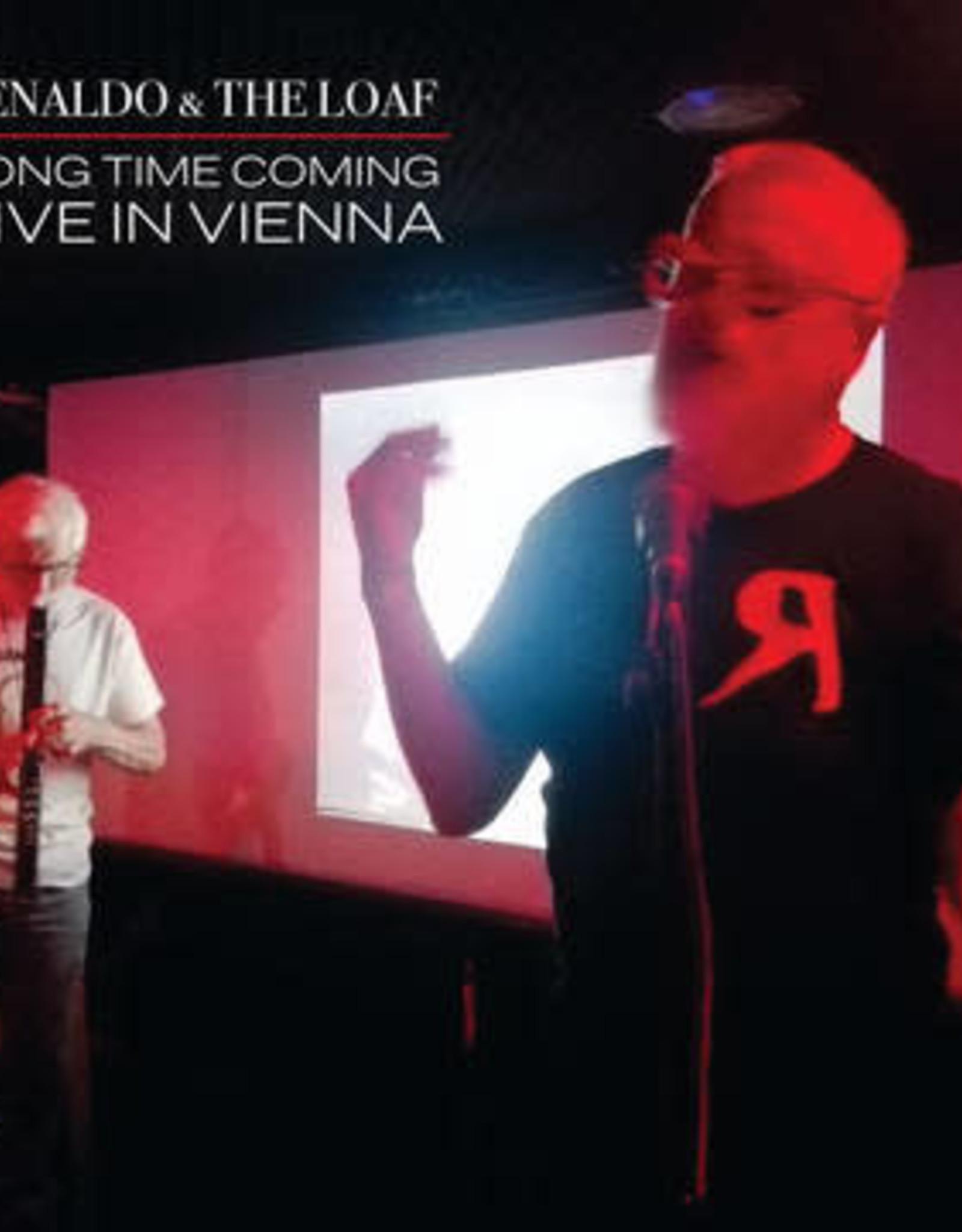 Renaldo & the Loaf - Long Time Coming: Live In Vienna  (Red/Black Splatter & White/Black Splatter Vinyl/2Lp) (RSD 6/21)