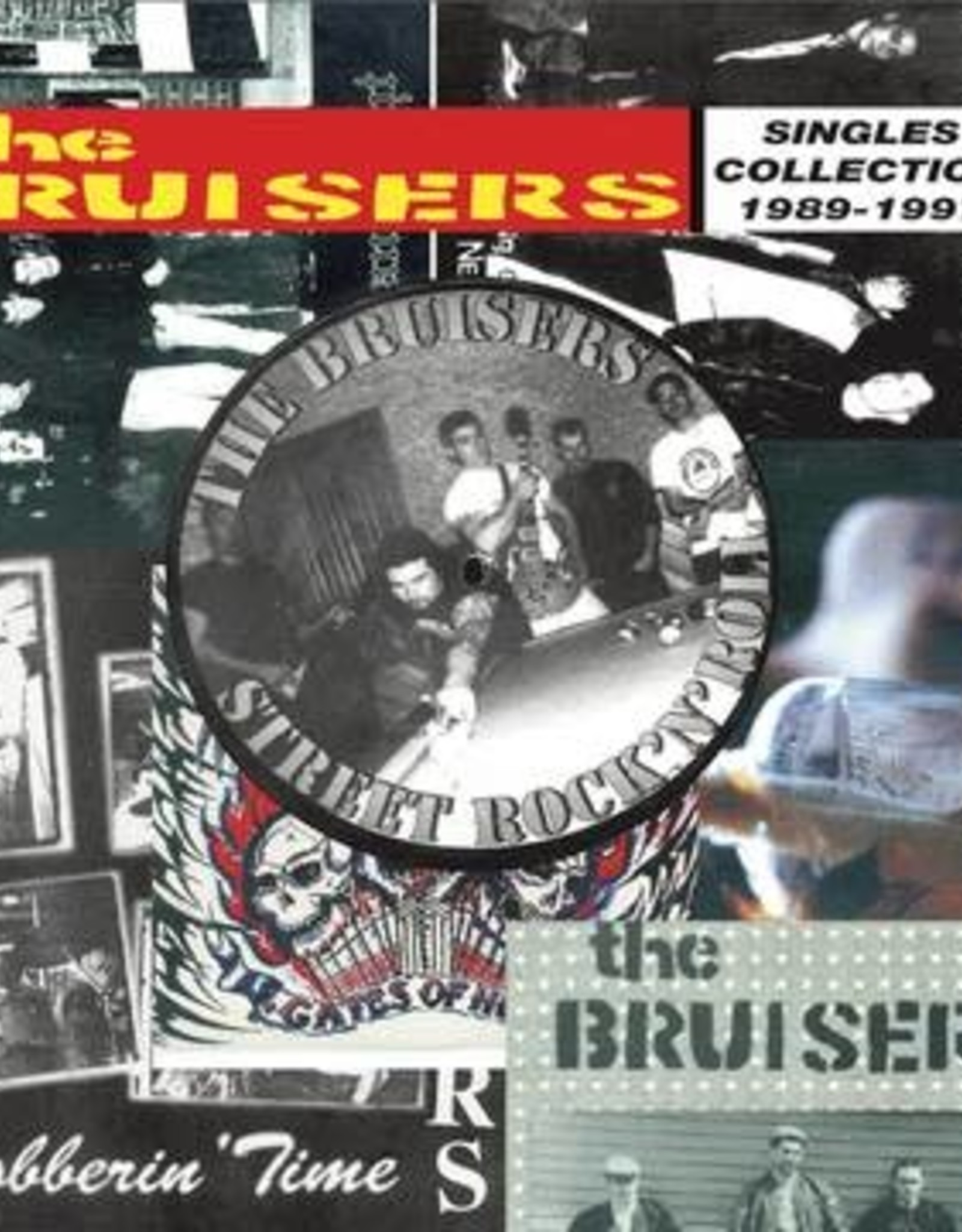 The Bruisers - Bruisers Singles Collection 1989-1997 (2Lp) (RSD 6/21)