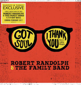 """Robert Randolph and the Family Band - Got Soul / I Thank You 7"""""""