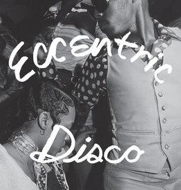 Various Artists - Eccentric Disco (Party People Pink Vinyl LP)
