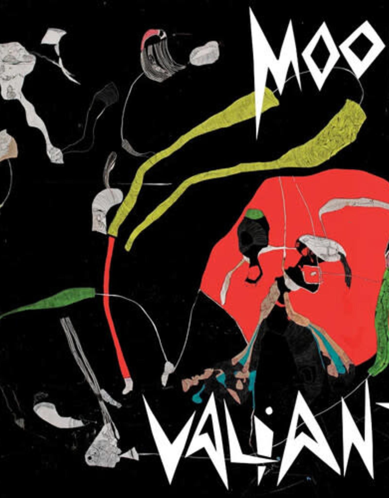 Hiatus Kaiyote - Mood Valiant (Red & Black Vinyl)