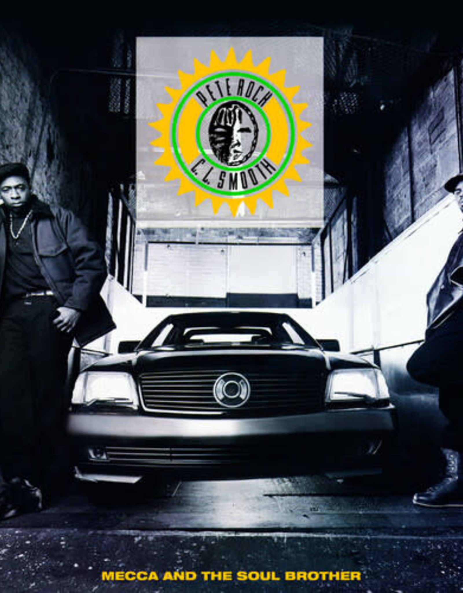 Pete Rock & C.L. Smooth - Mecca & Soul Brother (Clear Vinyl)