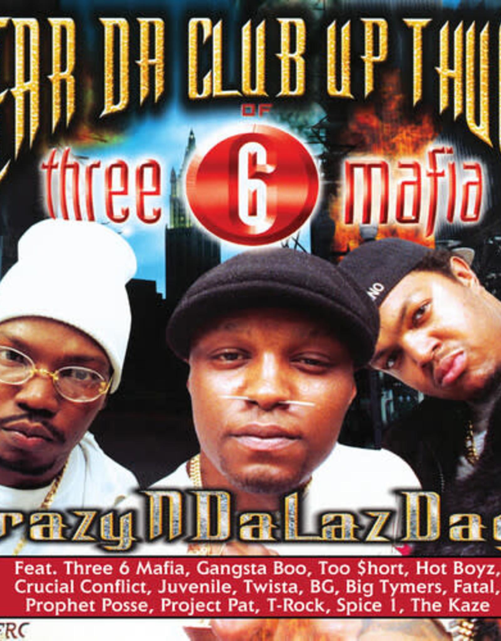 TEAR DA CLUB UP THUGS OF THREE 6 MAFIA - Crazyndalazdayz