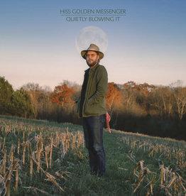 Hiss Golden Messenger - Quietly Blowing It (Metallic Blue Vinyl)