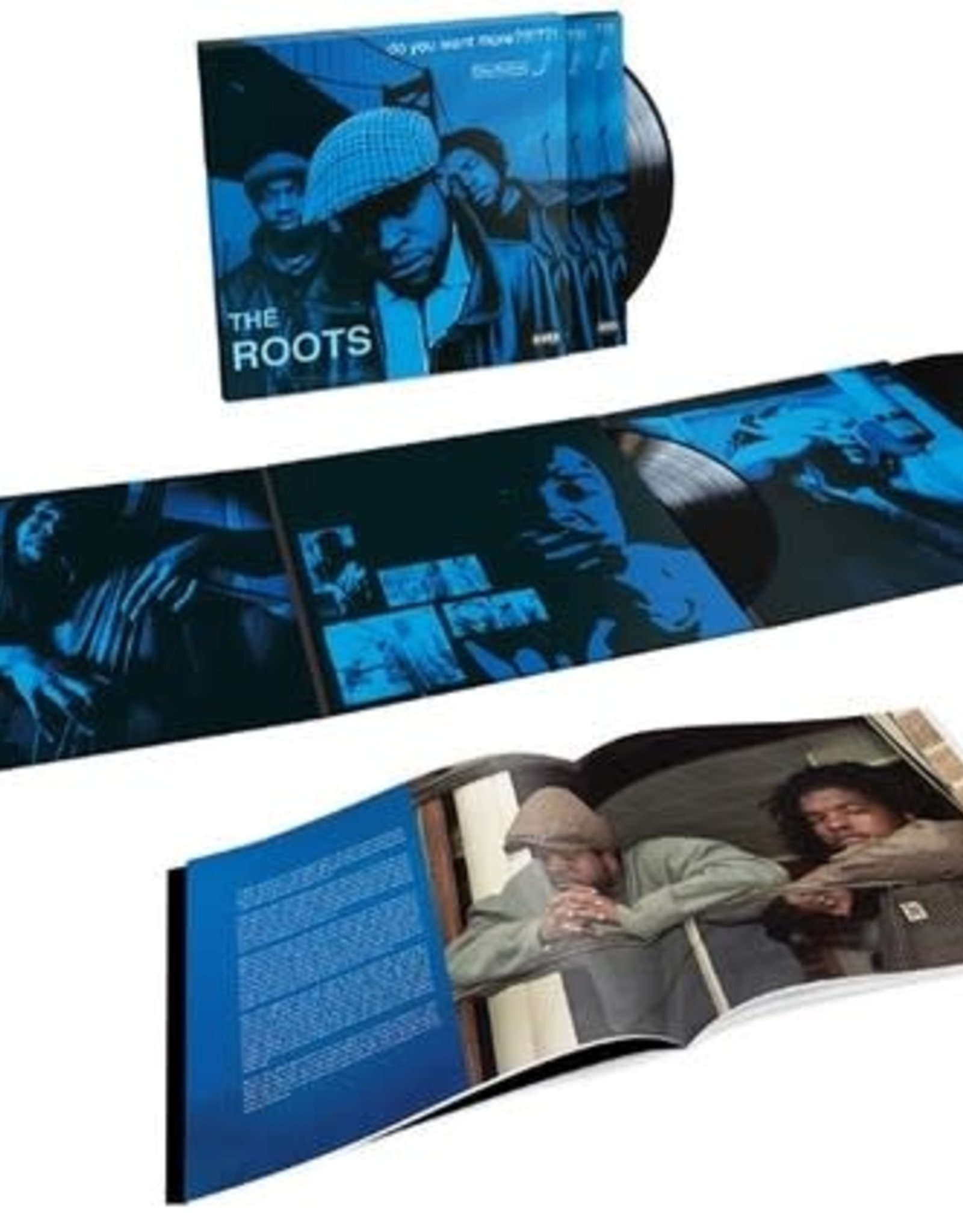 The Roots - Do You Want More (Deluxe Box)