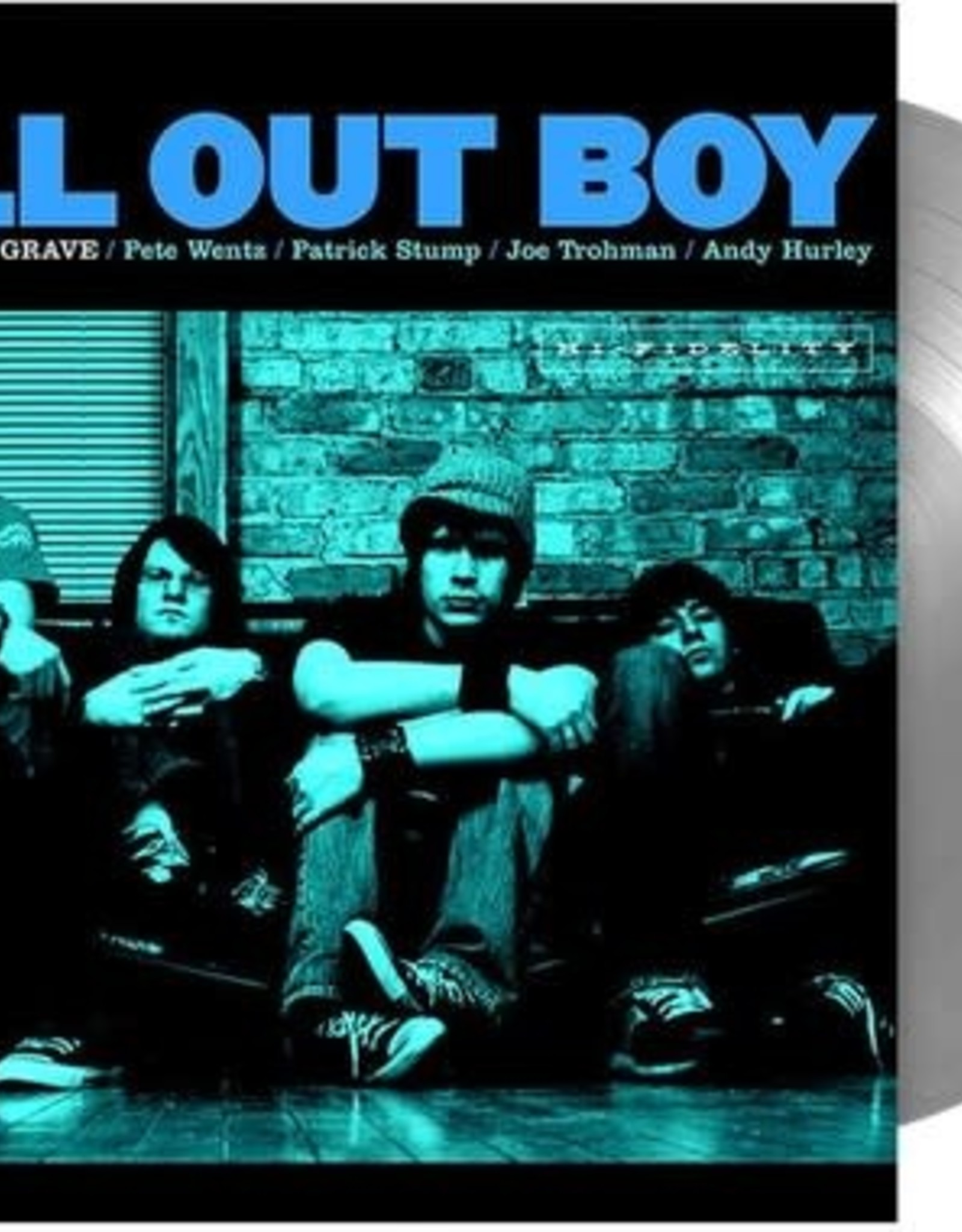 Fall Out Boy - Take This To Your Grave (FBR 25th Anniversary Edition Silver Vinyl)