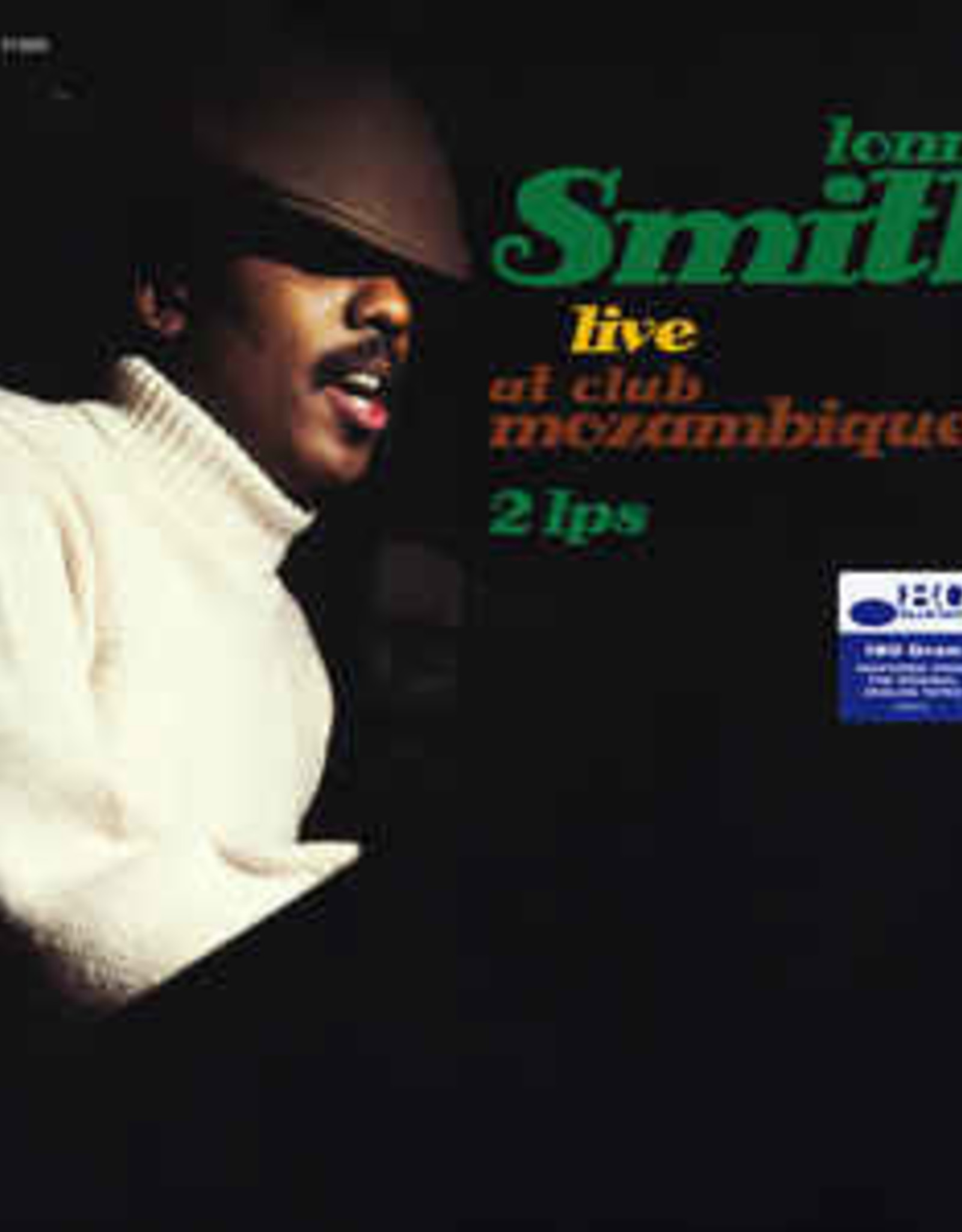 Lonnie Smith - Live at Club Mozambique (Analogue Master)