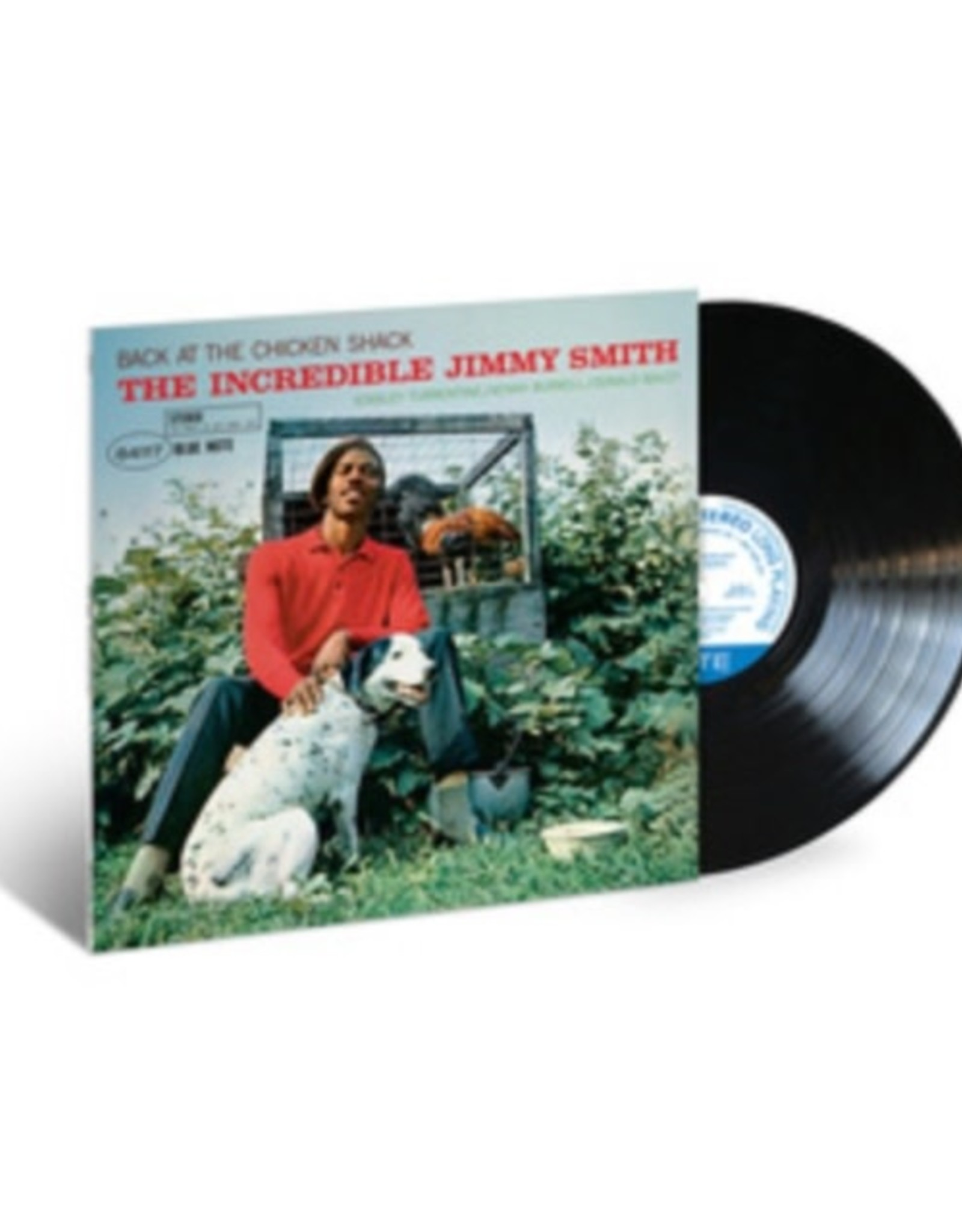 Jimmy Smith - Back At The Chicken Shack (Analog Master)