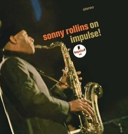 Sonny Rollins - On Impulse! (Verve Acoustic Sound Series Analog Remaster)