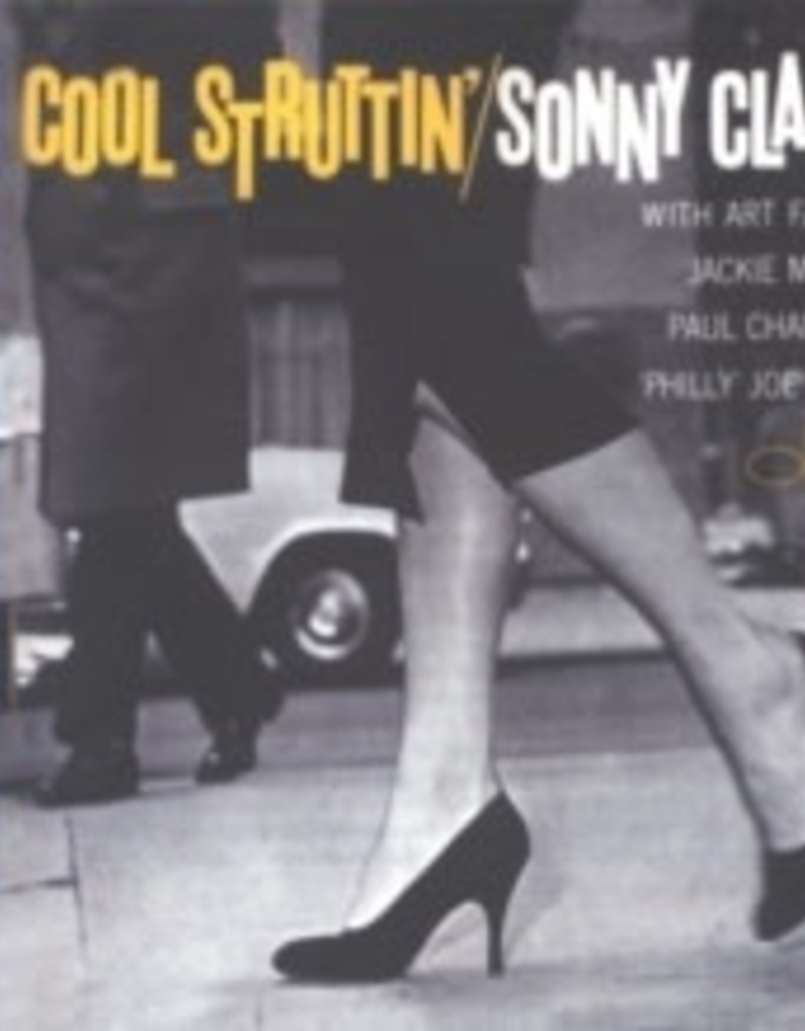 Sonny Clark - Cool Struttin' (Blue Note Classic Vinyl Edition)(Analogue Remaster)