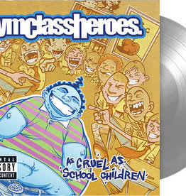 Gym Class Heroes - As Cruel As School Children (FBR 25th Anniversary Edition) [Explicit Content] (Silver Vinyl, Anniversary Edition)