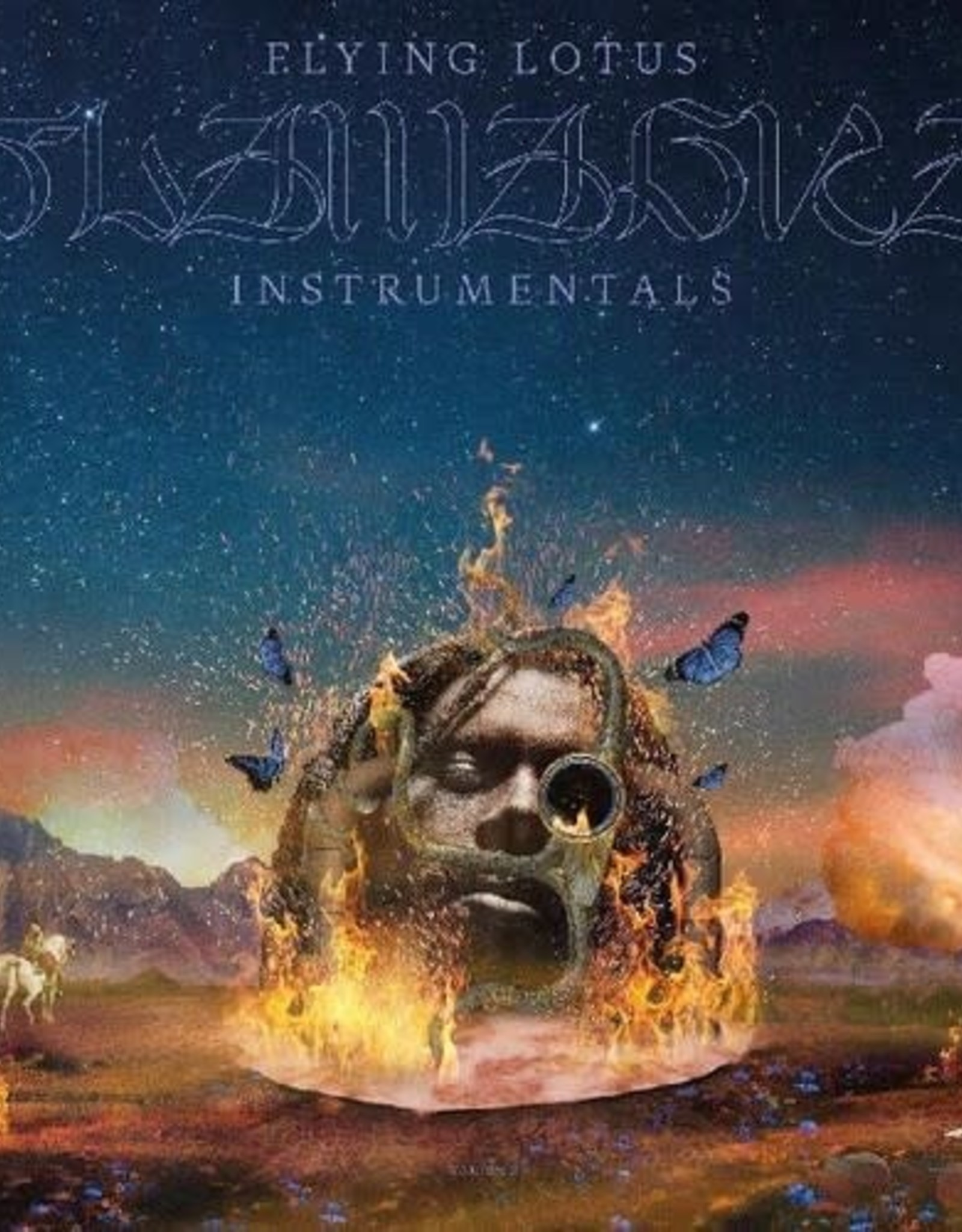 Flying Lotus - Flamagra (Instrumentals)