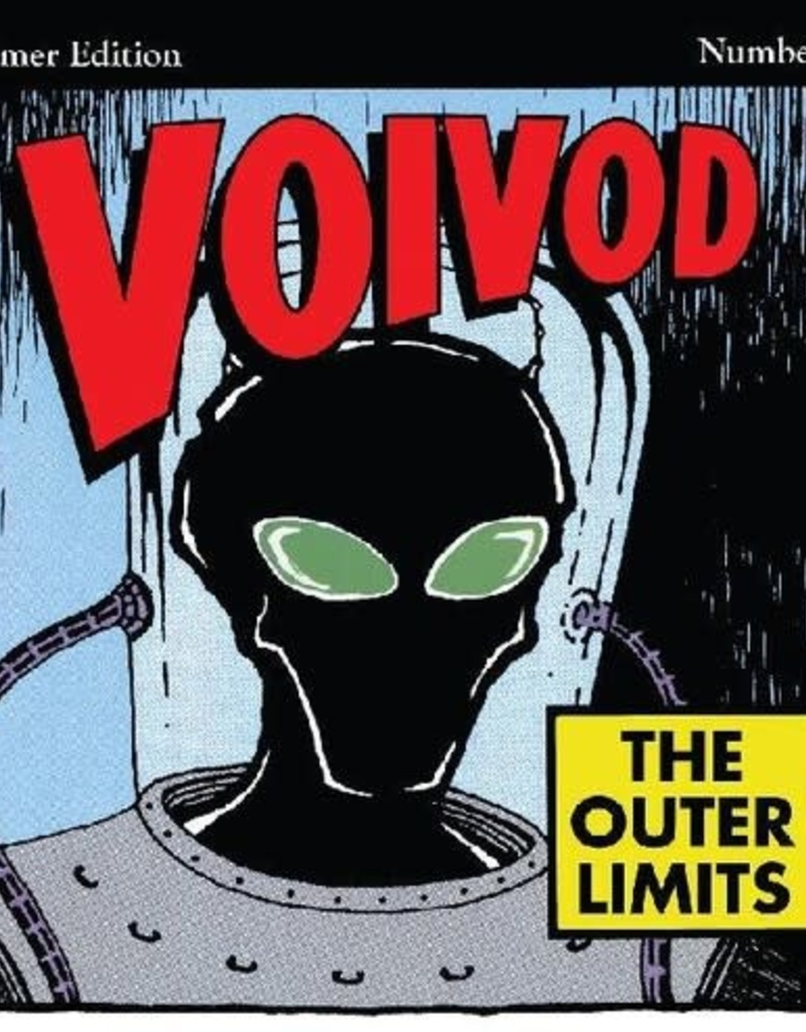 Voivod - Outer Limits (Red Vinyl)