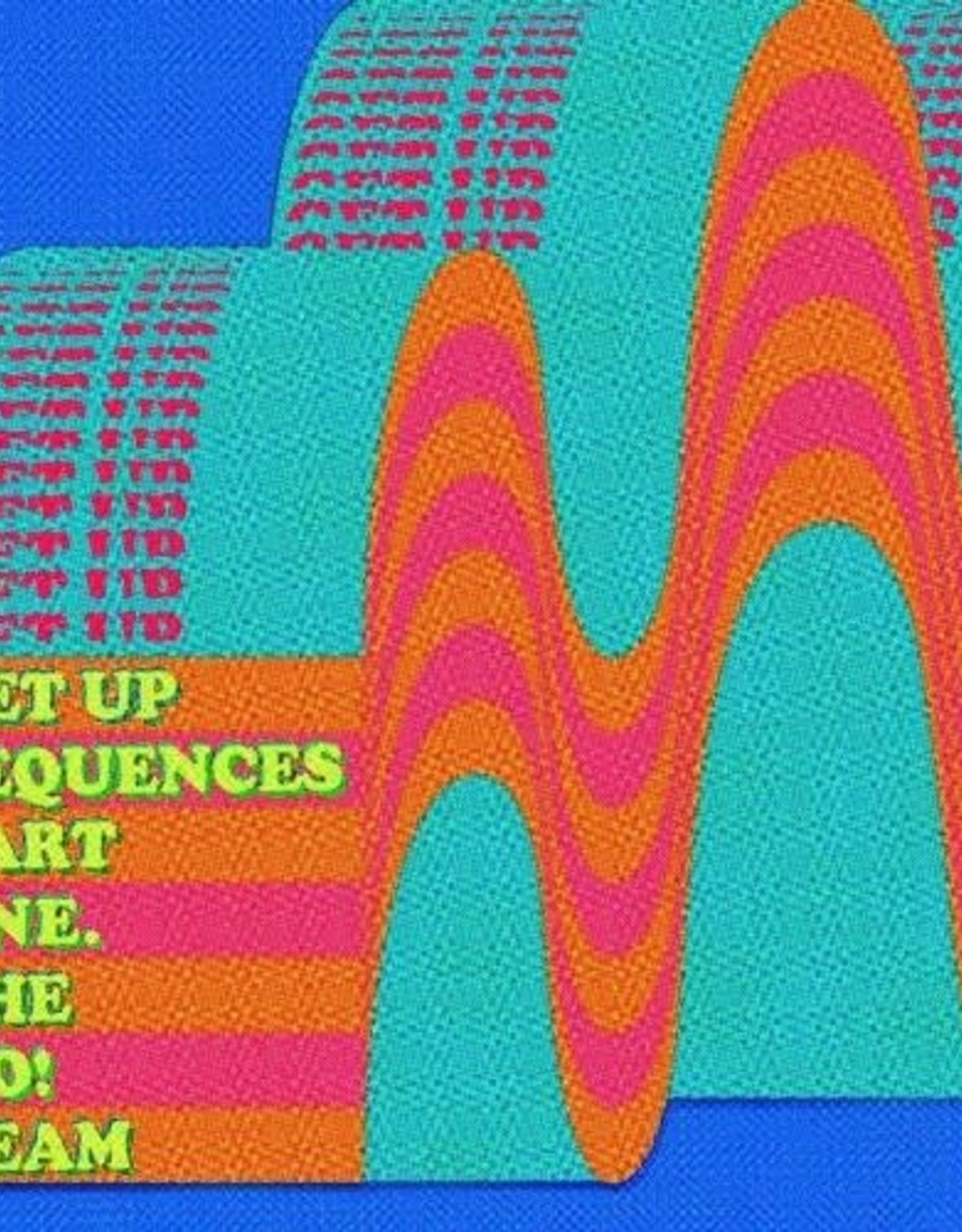 The Go! Team - Get Up Sequences Part One (Limited Edition, Turquoise Vinyl, Indie Exclusive, Digital Download Card)