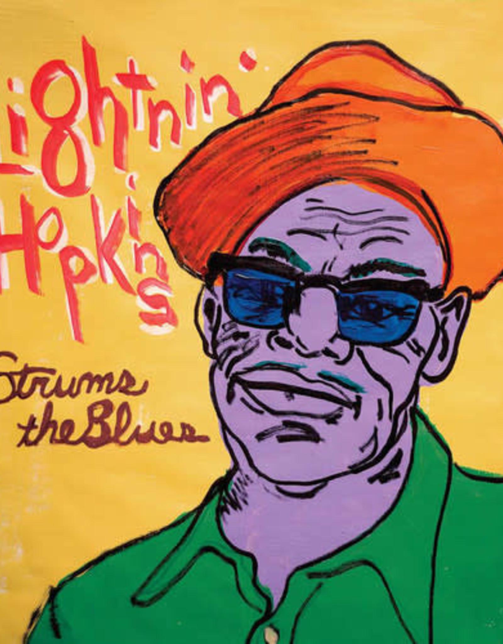 Lightnin' Hopkins - Strums the Blues
