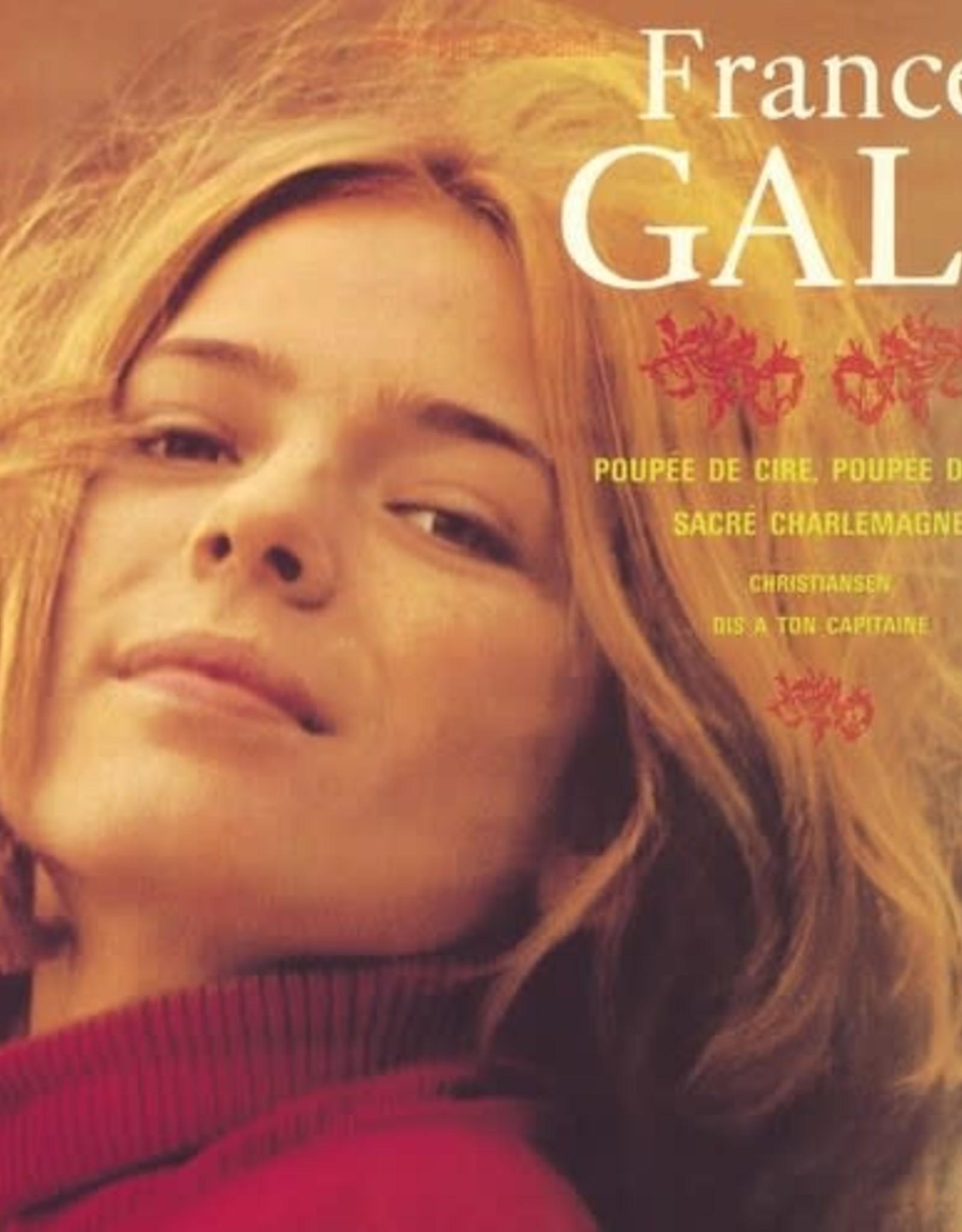 France Gall - Poupée De Cire, Poupée De Son (Standard Black Vinyl)