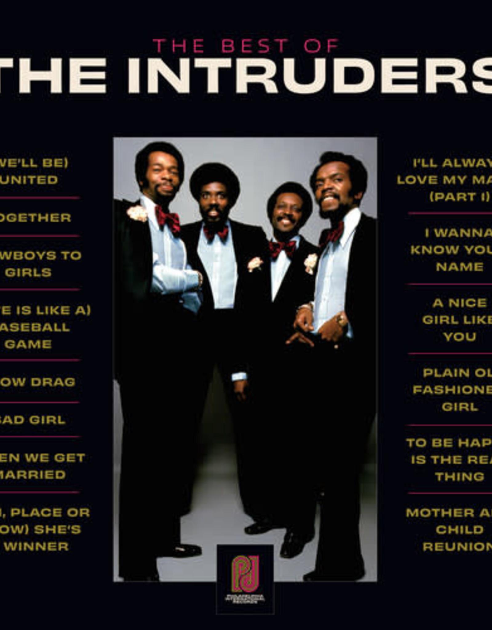 Intruders - Best of the Intruders