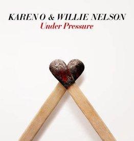Karen O & Willie Nelson - Under Pressure (RSD 7/21)