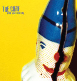 The Cure - Wild Mood Swings (Picture Disc)(RSD 7/21)