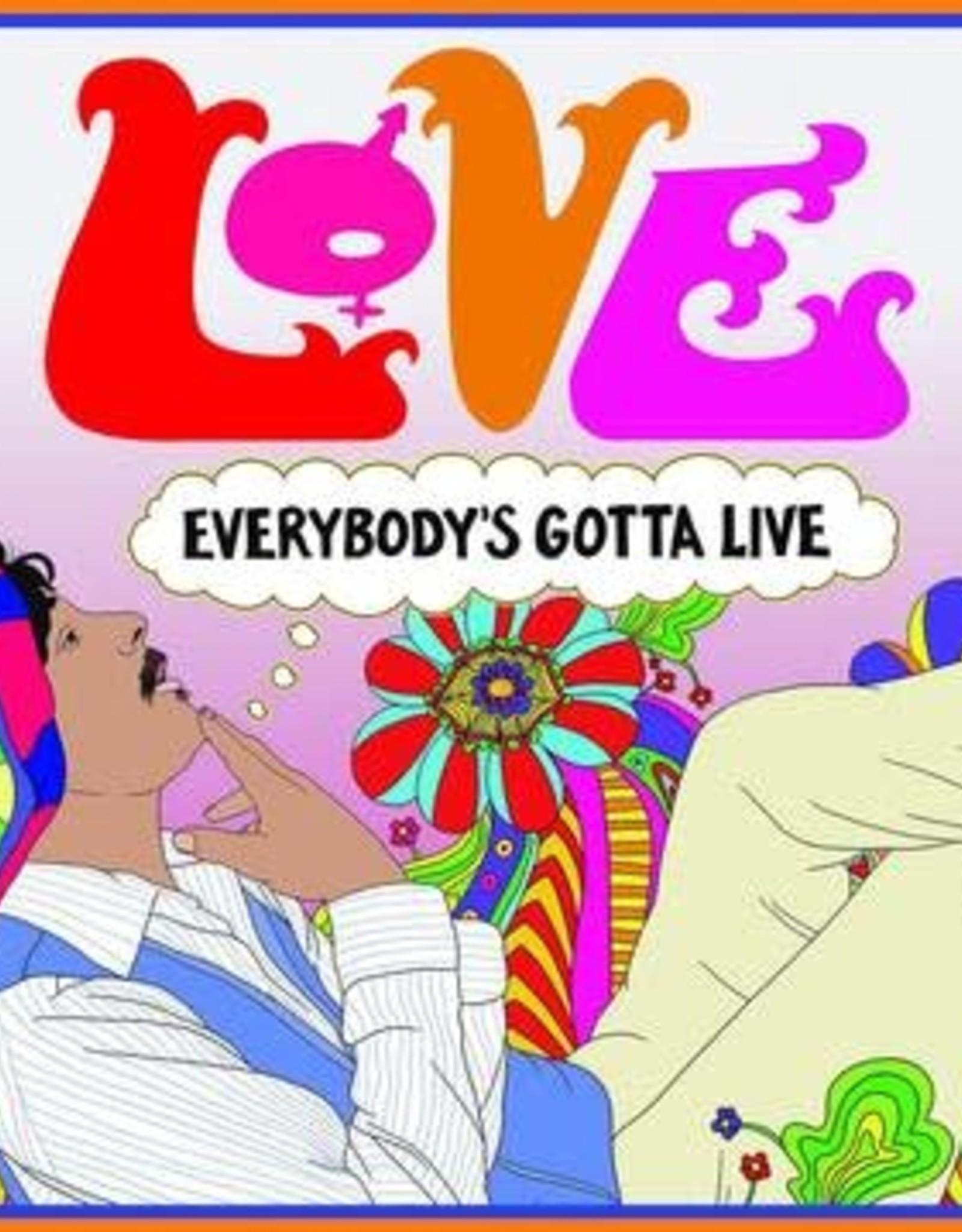 Love - Everybody's Gotta Live (RSD 7/21)