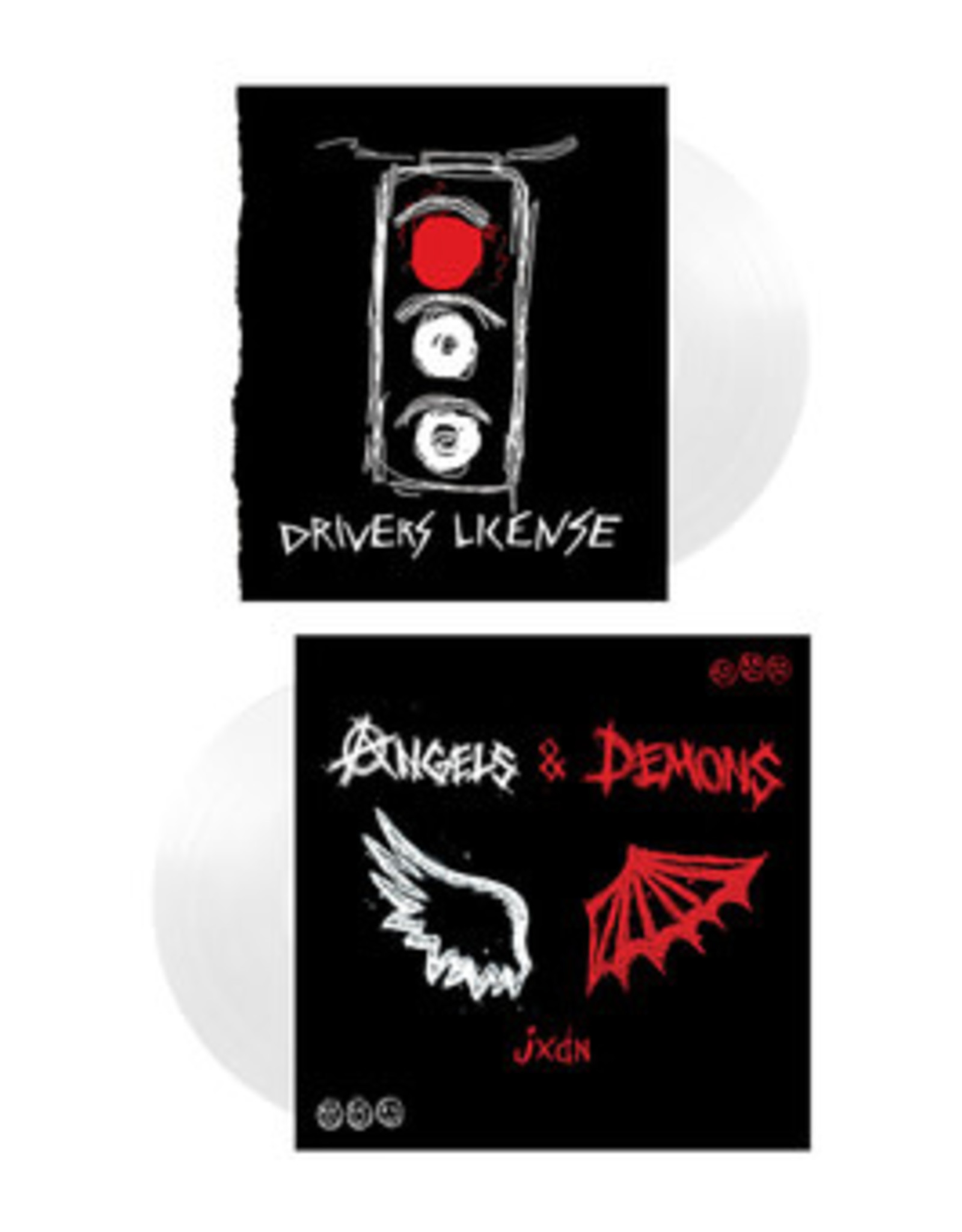JXDN - Angels and Demons/Drivers License (RSD 7/21)