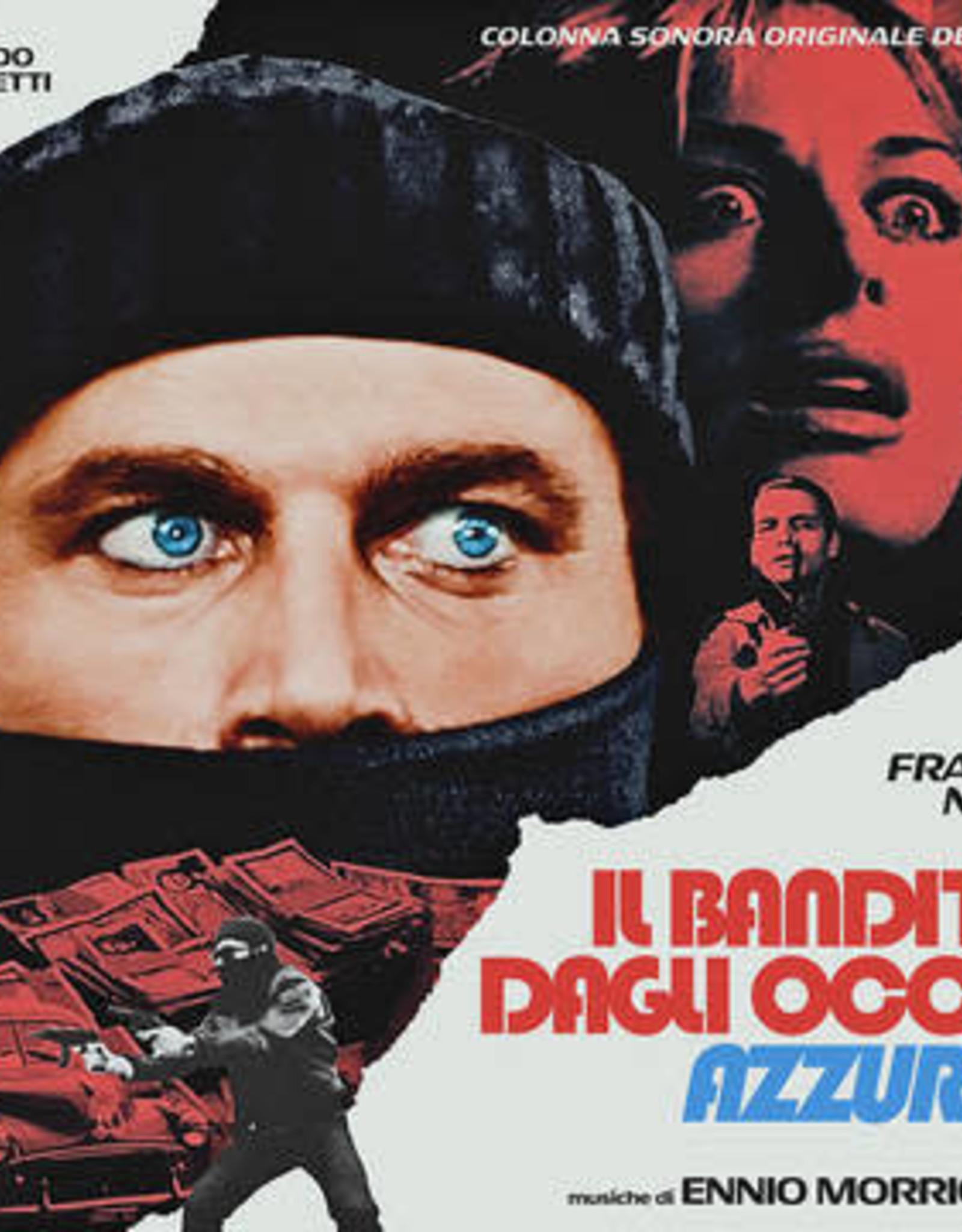 Ennio Morricone - The Blue-Eyed Bandit (Il Bandito Dagli Occhi Azzurri) (Original Motion Picture Soundtrack)(RSD 7/21)