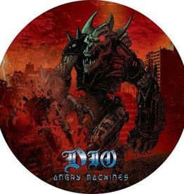 """Dio - God Hates Heavy Metal  (12"""" Picture Disc)(RSD 7/21)"""