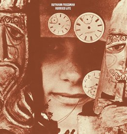 Ruthann Friedman - Hurried Life: Lost Recordings, 1965-1971 (RSD 7/21)