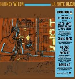 Barney Wilen- La Note Bleue Deluxe Box (RSD 7/21)