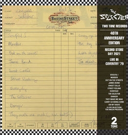 Selecter - Live In Coventry 1979  (RSD 7/21)