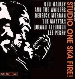 Soul Jazz Records Presents: Studio One Ska Fire! (RSD 7/21)