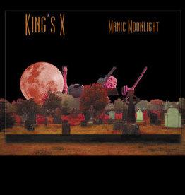 King's X - Manic Moonlight (Orange Vinyl)(RSD 7/21)