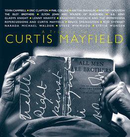 A Tribute To Curtis Mayfield  (Gladys Knight, Steve Winwood, Lenny Kravitz, Whitney Houston, Bruce Springsteen, Eric Clapton, Aretha Franklin, B.B. King, Stevie Wonder)(RSD 7/21)