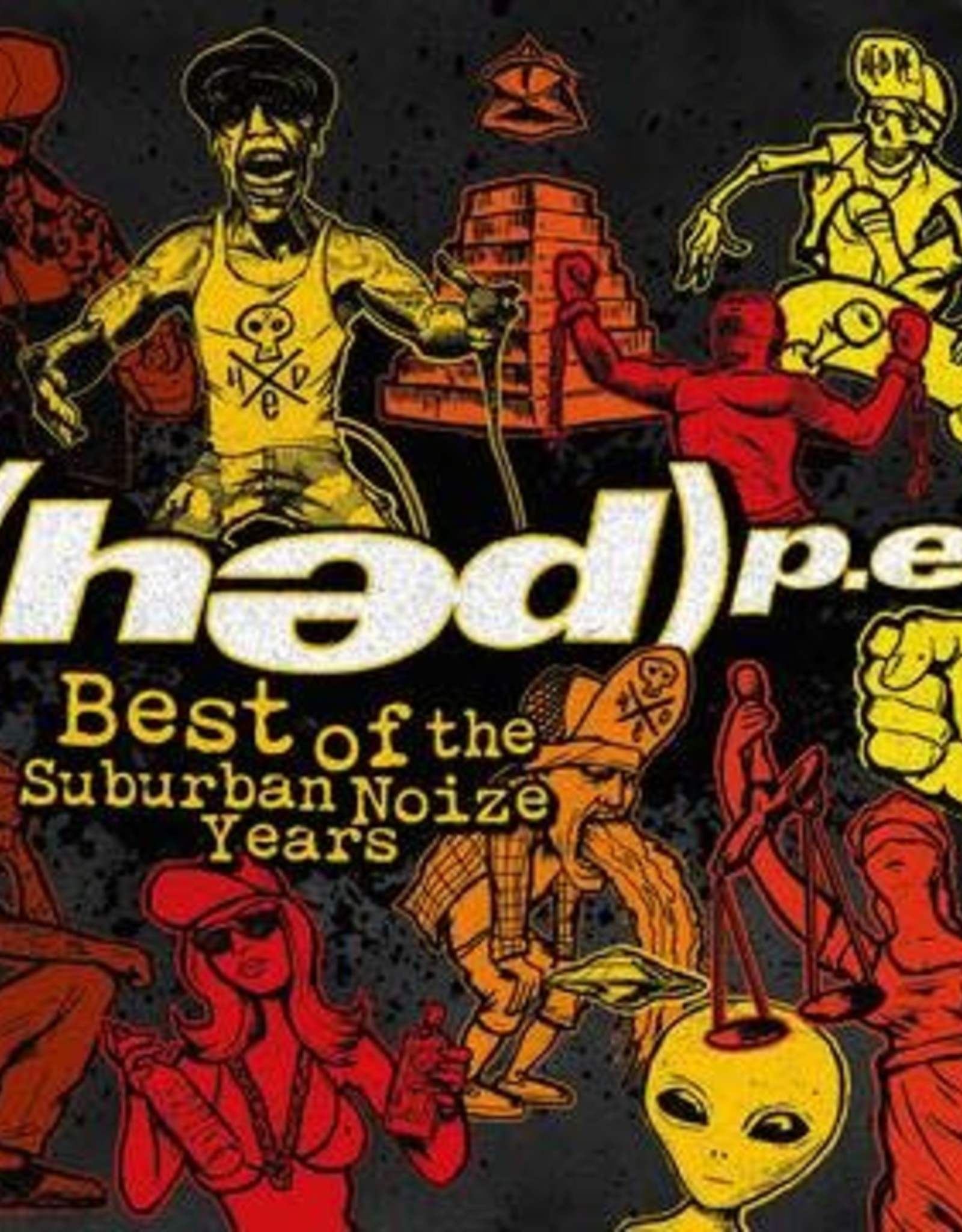 (Hed) P.E. - Best Of Suburban Noize Years (RSD 7/21)