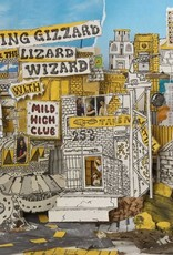 King Gizzard & the Lizard Wizard - Sketches Of Brunswick East (Colored Vinyl, Yellow, Blue)