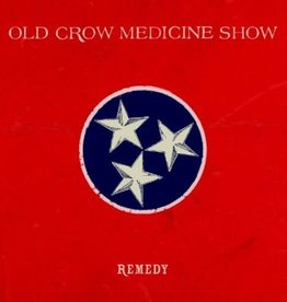 Old Crow Medicine Show - Remedy (Colored Vinyl, Red, White, Blue)