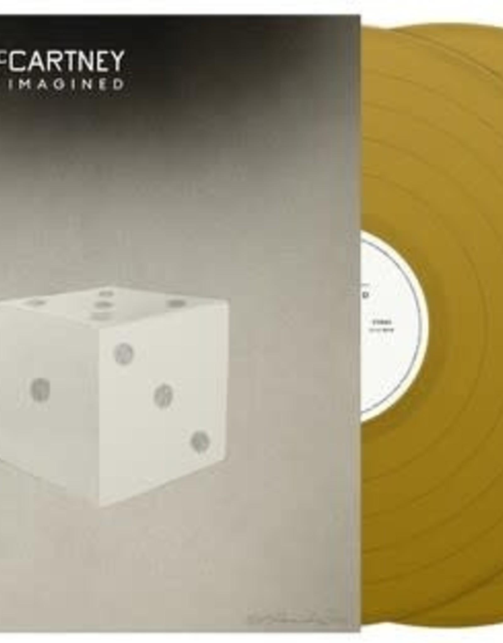 Paul McCartney - McCartney III Imagined [Gold 2 LP]