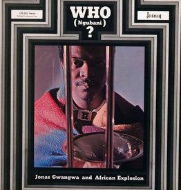 Jonas Gwangwa And African Explosion – Who (Ngubani)?