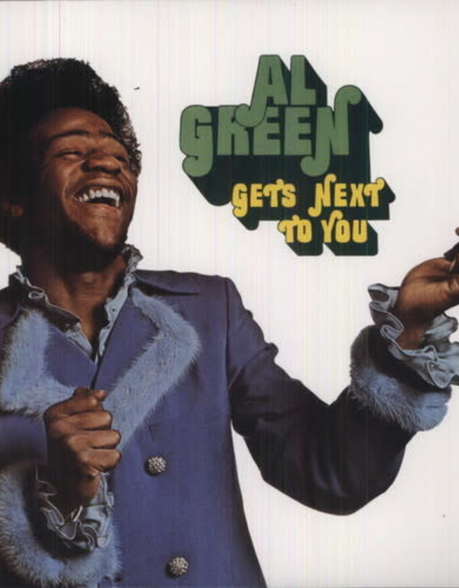 Al Green - Gets Next To You
