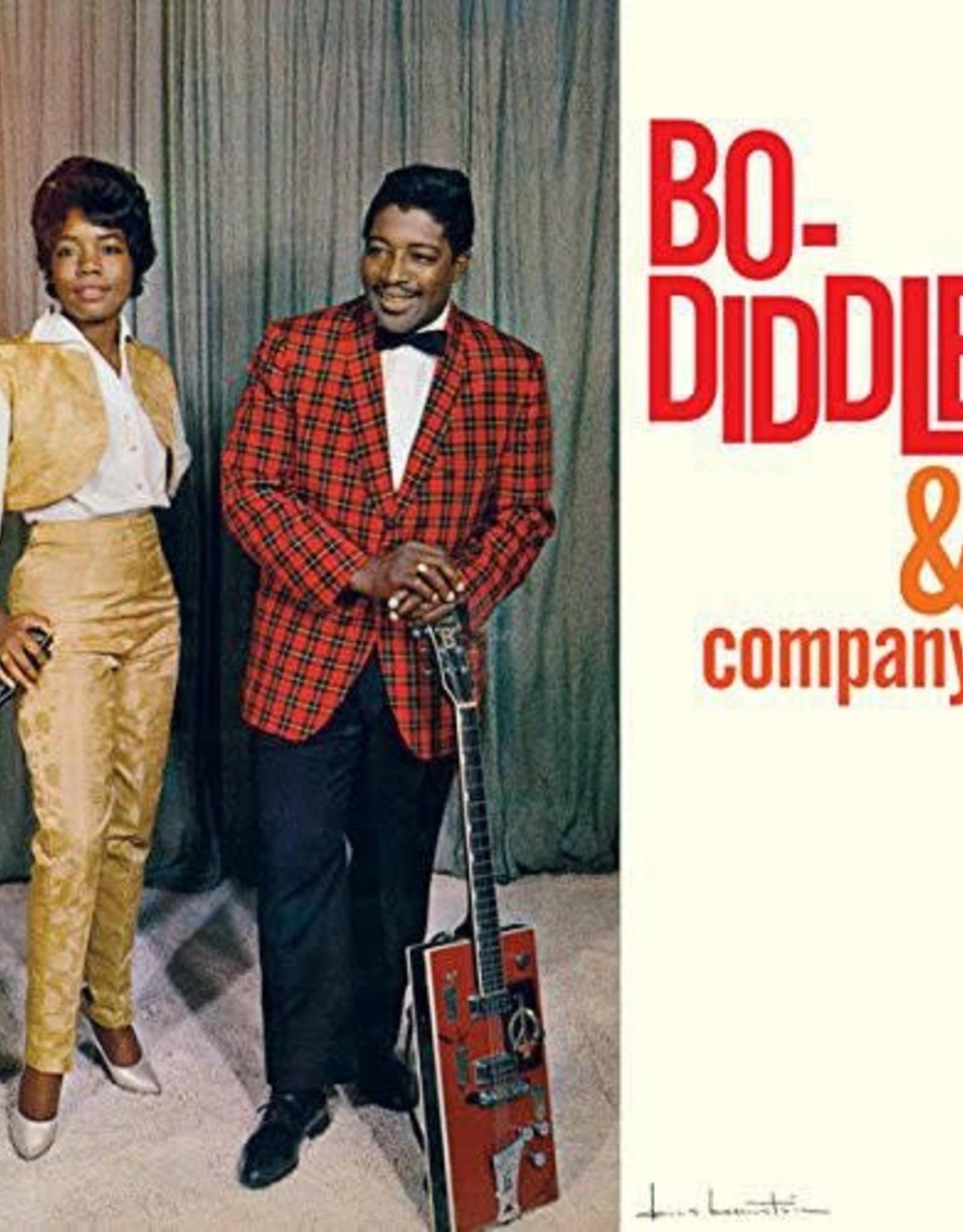 Bo Diddley - Bo Diddley & Company