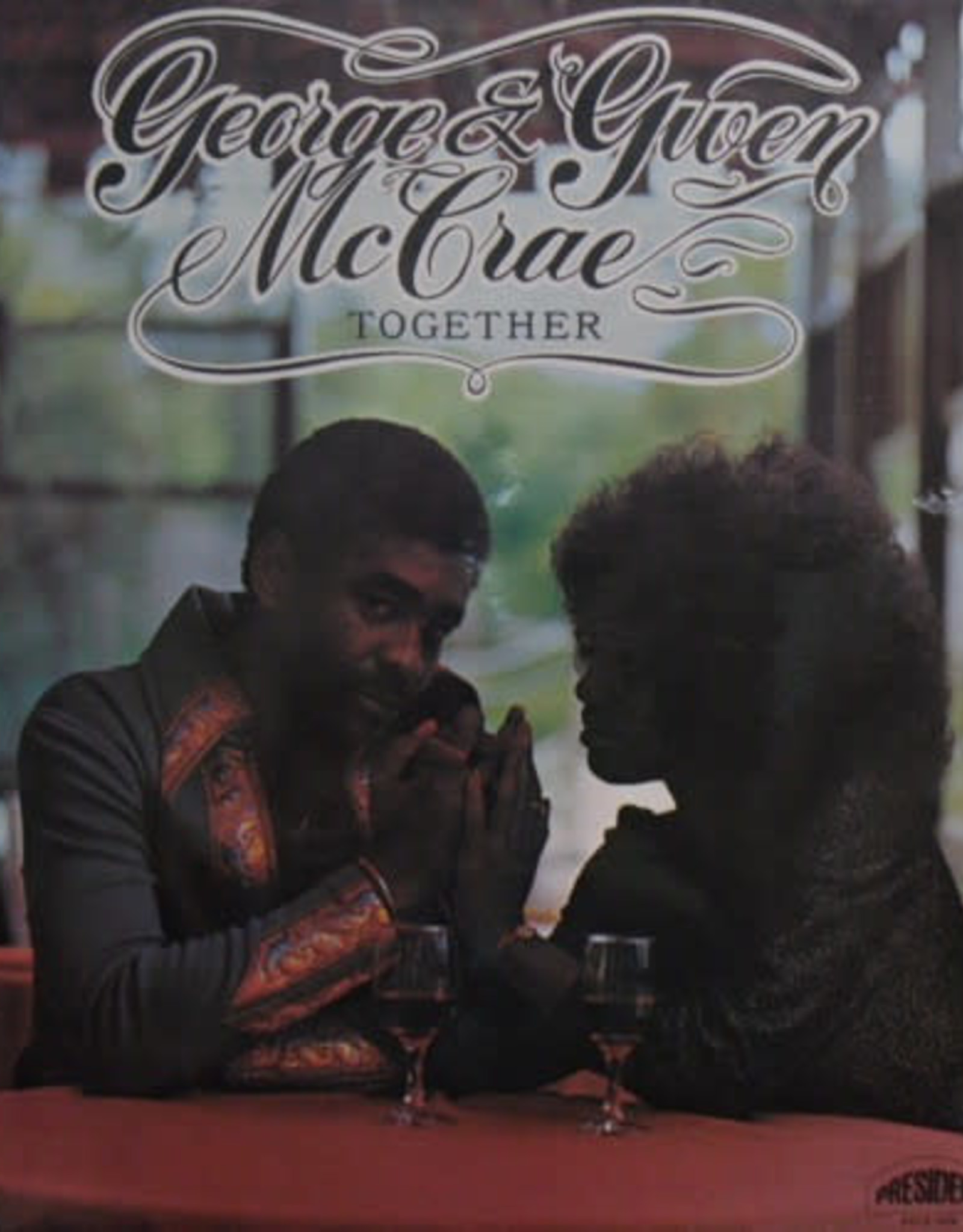 George & Gwen McRae - Together