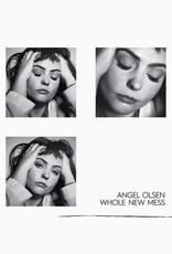Angel Olsen - Whole New Mess (Pink Glass Translucent Vinyl LP)