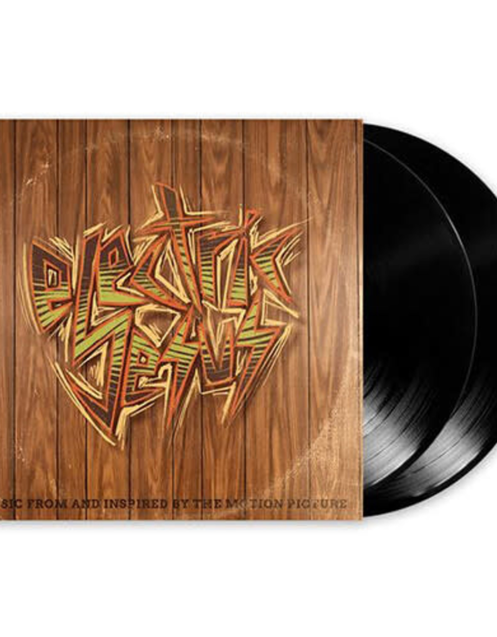 Various Artists - Electric Jesus (Music From and Inspired By the Motion  Picture) 2xLP