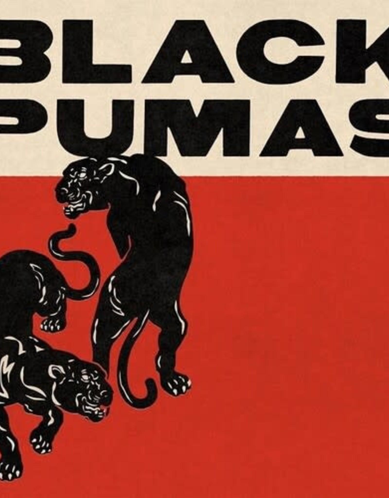 Black Pumas - Black Pumas (Deluxe Edition, Red & Black Vinyl)