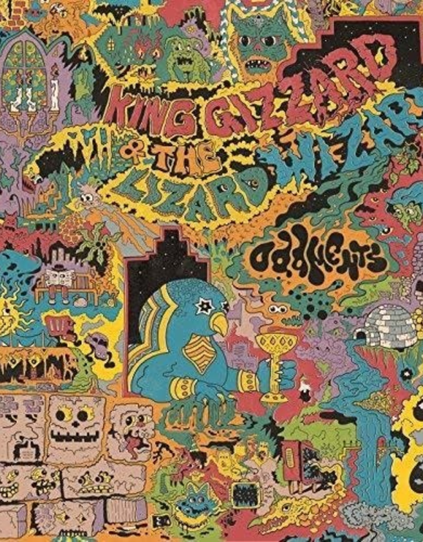 King Gizzard and the Lizard Wizard - Oddments