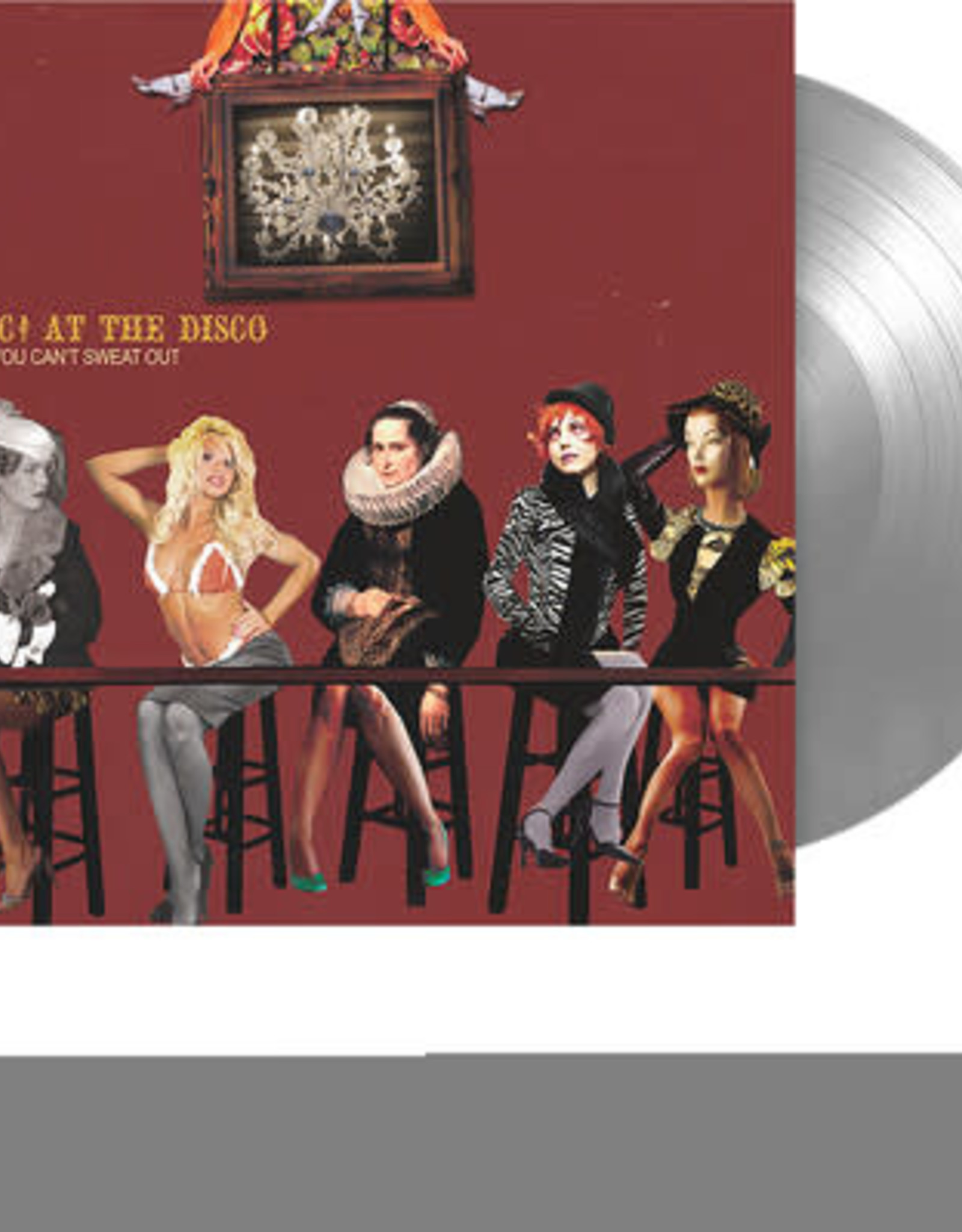 Panic! At the Disco - Fever That You Can't Sweat Out (FBR 25th Anniversary Edition) (Silver Vinyl)