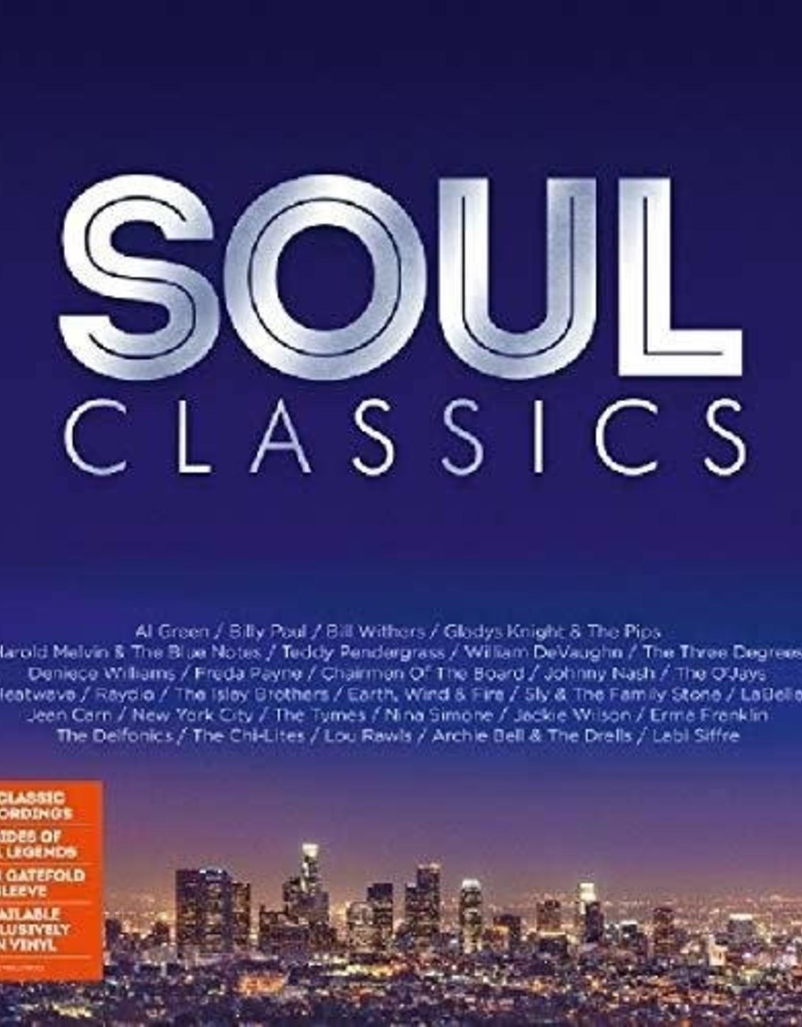 Soul Classics 2LP Compilation
