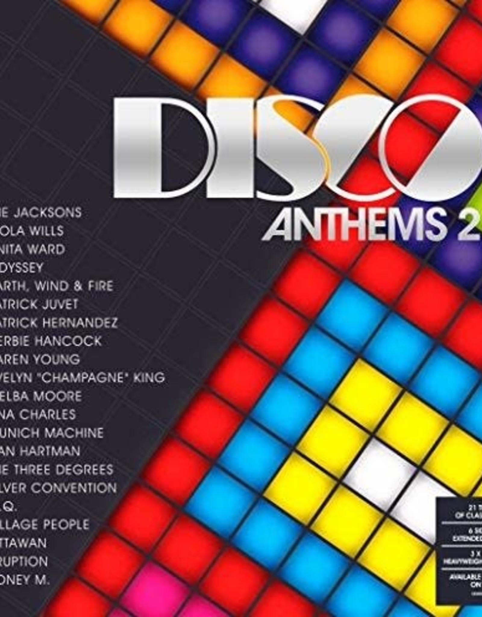 Disco Anthems 2 3LP Compilation