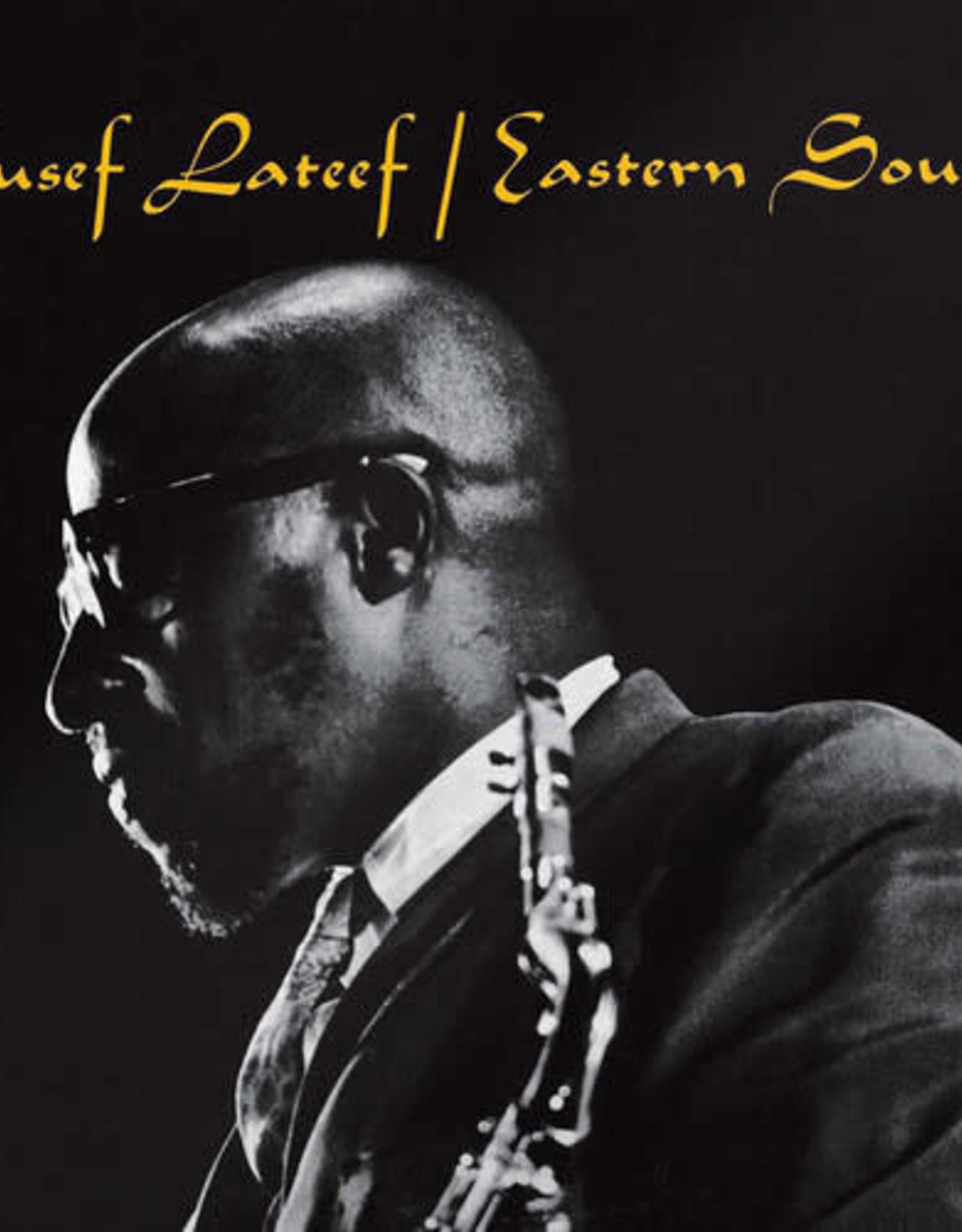 Yusef  Lateef - Eastern Sounds - Vinyl - Single Disc Limited Edition Colored Translucent Blue Vinyl