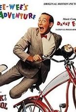 Danny Elfman - Pee Wee's Big Adventure / Back to School [Red Vinyl]
